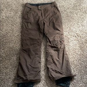 Women's Columbia Snow Pants